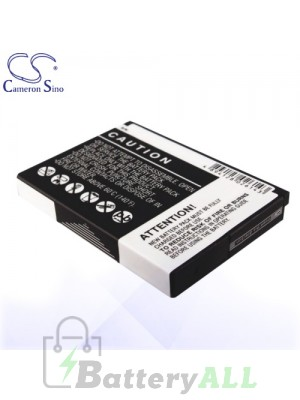 CS Battery for Blackberry RBZ41GW / RCC51UW / Storm / Storm 2 9520 Battery PHO-BR8900SL