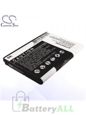 CS Battery for Blackberry Striker / Style 9670 Battery PHO-BR9670SL