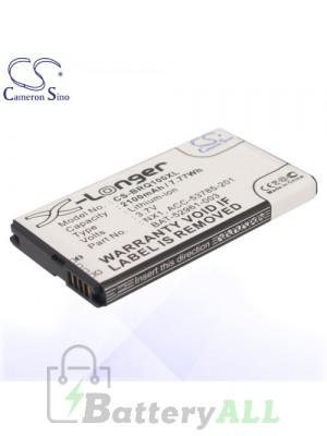 CS Battery for Blackberry ACC-53785-201 / BAT-52961-003 / NX1 Battery PHO-BRQ100XL