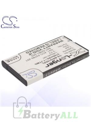 CS Battery for Blackberry Q10 / SQN100-1 / SQN100-3 Battery PHO-BRQ100XL