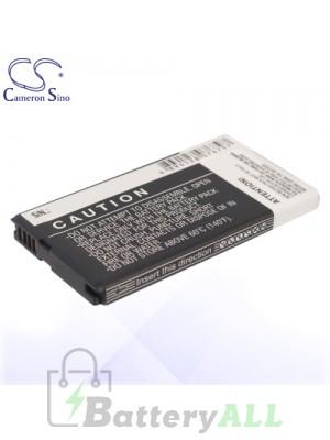 CS Battery for Blackberry SQN100-5 / RFN81UW Battery PHO-BRQ100XL