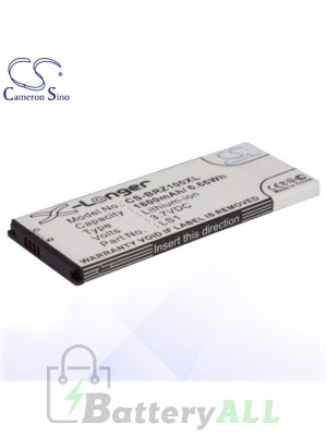 CS Battery for Blackberry ACC-51546-201 / BAT-47277-001 / LS1 Battery PHO-BRZ100XL