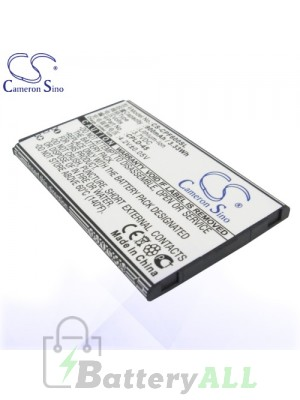 CS Battery for Coolpad CPLD-45 / 8830 / E506 / F600 / F618 / S180 Battery PHO-CPF600SL