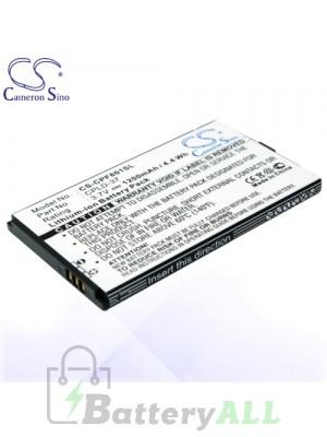 CS Battery for Coolpad N900 / N900+ / N900C / N91 / N92 Battery PHO-CPF801SL