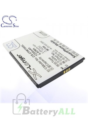 CS Battery for Coolpad TD-LTE 8106 / 7005 / W706 / W706+ Battery PHO-CPW706SL