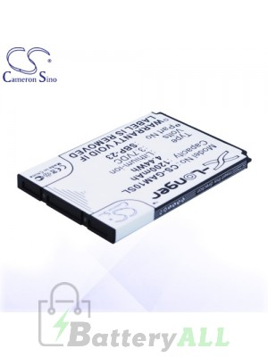 CS Battery for Garmin Asus Nuvifone A10 / Nuvifone M10 Battery PHO-GAM10SL