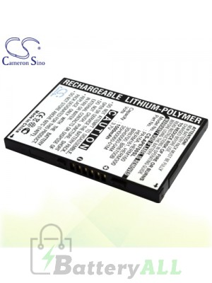 CS Battery for HTC Hermes 160 / HTC Hermes 200 Battery PHO-AP6700SL