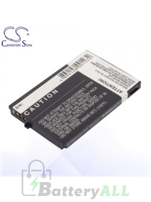 CS Battery for HTC O2 / HTC Excalibur 100 / S620 / S621 Battery PHO-DC700SL