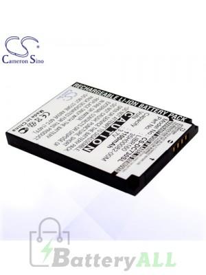 CS Battery for Dopod C730 / Dopod C730W / HTC S630 / HTC S710 Battery PHO-DC730SL