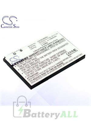 CS Battery for Dopod HTC 35H00078-01M / 35H00078-02M / HERA160 Battery PHO-DC800SL