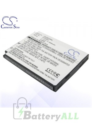 CS Battery for HTC BTR5800 / HTC 5800 / HTC FUSION Battery PHO-DS720SL