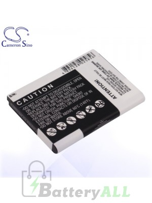 CS Battery for HTC T4242 / Touch 3G / Touch Cruise 2009 / Twin 100 Battery PHO-DTS3SL