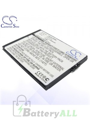 CS Battery for Dopod HTC 35H00081-00M / ATHE160 / Dopod U1000 Battery PHO-DU1000SL
