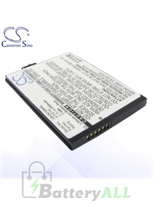 CS Battery for HTC Advantage X7500 / Athena 100 / Athena 101 Battery PHO-DU1000SL