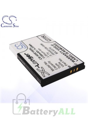 CS Battery for HTC Dream / HTC Dream 100 Battery PHO-HDE160SL
