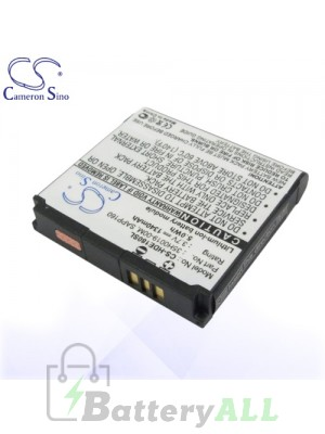 CS Battery for Dopod A6188 / HTC A6161 / HTC Pioneer Battery PHO-HDE180SL