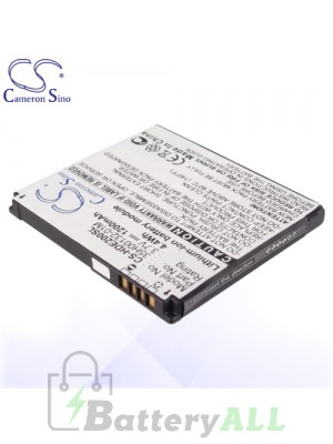 CS Battery for Dopod Google HTC 35H00132-01M / BB99100 / Dopod G5 Battery PHO-HDE200SL