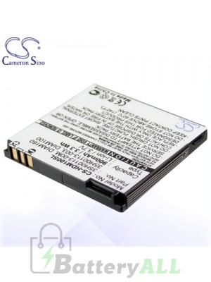 CS Battery for Dopod HTC 35H00113-003 / 35H00113-03M / DIAM100 Battery PHO-HDM100SL