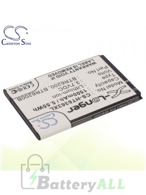 CS Battery for HTC Bee / ADR6330VW / Droid Eris 6200 PB31200 Battery PHO-HT6363XL