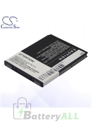 CS Battery for HTC Magni / HTC Rezone / HTC Rezound / HTC T326e Battery PHO-HT6425XL