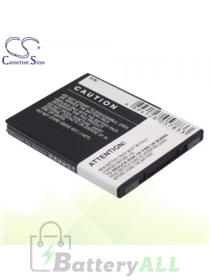 CS Battery for HTC ThunderBolt 2 / HTC Vigor Battery PHO-HT6425XL