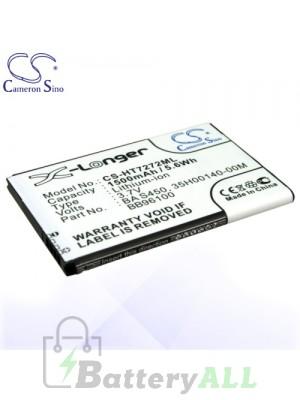 CS Battery for HTC 7 Mozart / A7272 / BB96100 / Desire Z Battery PHO-HT7272ML