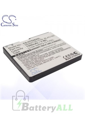 CS Battery for Dopod HTC 35H00120-01M / BA S340 / BLAC160 Battery PHO-HT8282SL