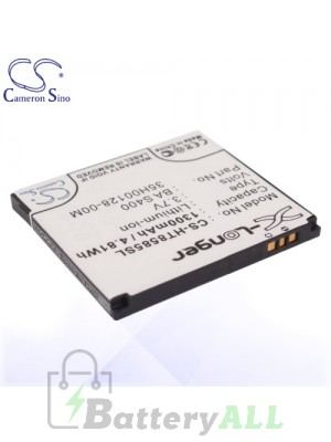 CS Battery for Dopod HTC HD2 / Dopod T8588 / HTC Leo Battery PHO-HT8585SL