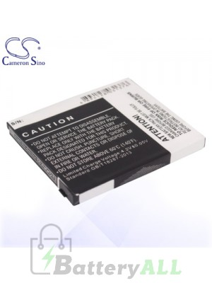 CS Battery for HTC Leo 100 / HTC T8585 / HTC T9193 Battery PHO-HT8585SL