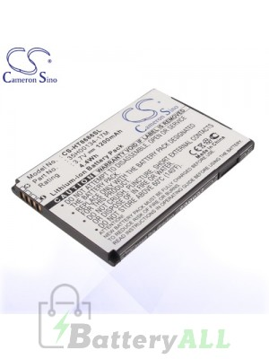 CS Battery for HTC 35H00134-17M / HTC 7 Trophy / HTC WT7 Battery PHO-HT8686SL