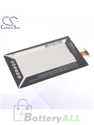CS Battery for HTC Phone 8X LTE / HTC Windows Phone 8X Battery PHO-HTC620XL