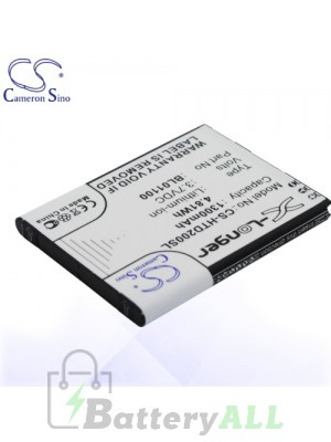 CS Battery for HTC Desire 200 / Desire 200 102e / Desire C Battery PHO-HTD200SL