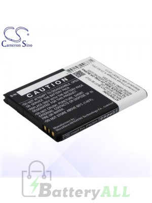 CS Battery for HTC G2 / HTC Golf / HTC PO60100 Battery PHO-HTD200SL