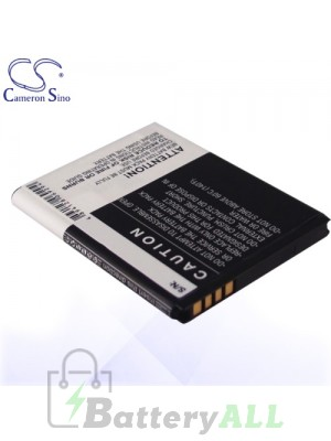 CS Battery for HTC HD3 / Marvel / PD29110 / PG76100 / T9292 / T9295 Battery PHO-HTD3XL