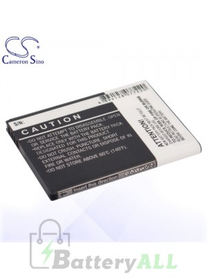 CS Battery for HTC Desire 606h / 606t / 606w / 608 / 608t / 609d Battery PHO-HTD606XL