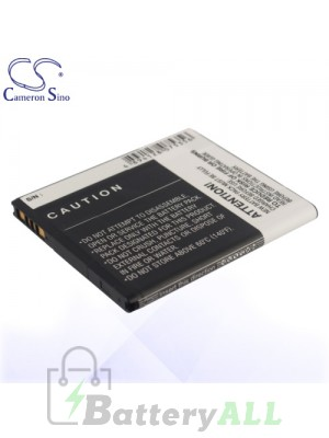 CS Battery for HTC Desire 501 / e1 / 603e / CSN / Desire 512 Battery PHO-HTE100XL