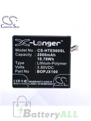 CS Battery for HTC 35H00239-00M / B0PJX100 / BOPJX100 / HTC A53 Battery PHO-HTE900SL