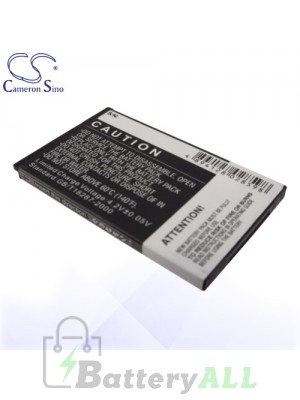 CS Battery for Dopod HTC Touch Diamond 2 / HTC Click / HTC Mage Battery PHO-HTP160SL
