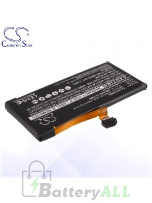 CS Battery for HTC One V / One V1 / PK76110 / Primo / T320e Battery PHO-HTT320SL