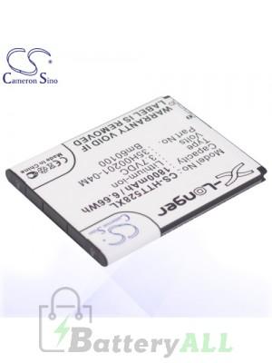 CS Battery for HTC C520e / C525c / C525E / CP2 / PM60120 / T5088 Battery PHO-HTT528XL