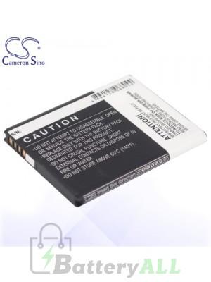 CS Battery for HTC Desire 500 / Desire 506e / Desire 5088 L Battery PHO-HTT528XL