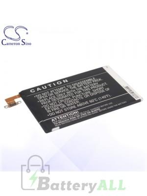 CS Battery for HTC HTL22 / One 801e / One 801n / One 802d Battery PHO-HTT801SL