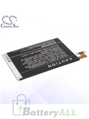 CS Battery for HTC Butterfly S 901s / HTC One 802t / HTC PN072 Battery PHO-HTT801SL