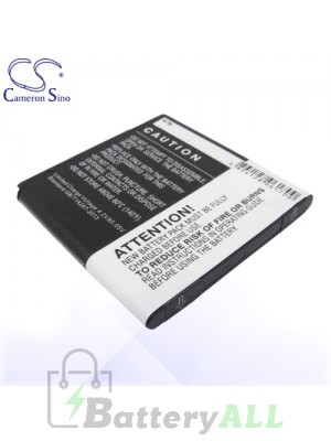 CS Battery for HTC Desire X / Proto / PM66100 / T327D / T327T Battery PHO-HTV328SL