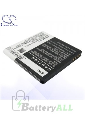 CS Battery for HTC Runnymede / Sensation XL / Titan / Titan II Battery PHO-HTX310XL