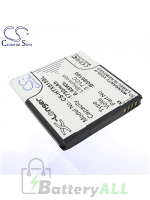 CS Battery for HTC BG86100 / HTC C470 / EVO 3D / EVO 4G / X515 Battery PHO-HTX515SL