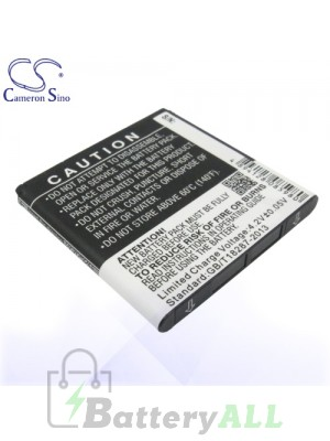 CS Battery for HTC X515d / HTC X515e / HTC X515M Battery PHO-HTX515SL