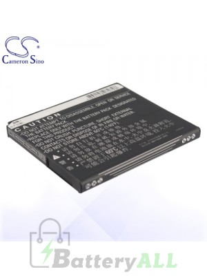CS Battery for HTC Holiday / HTC Omega / HTC PH39100 / HTC Radar Battery PHO-HTX710XL