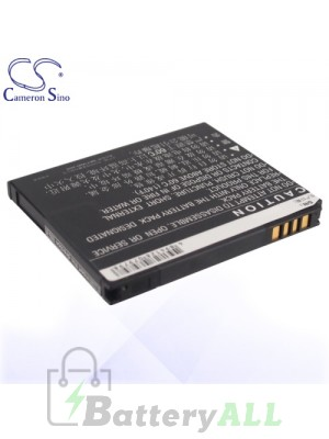 CS Battery for HTC Vivid / HTC X710a / HTC X710e / HTC X710s Battery PHO-HTX710XL