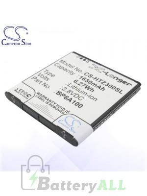 CS Battery for HTC 35H00190-09M / BP6A100 / HTC Desire 300 Battery PHO-HTZ300SL